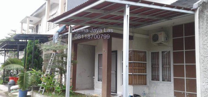 Jasa Pasang Kanopi Cisauk Tangerang | 08118700799