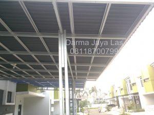 Jasa Pasang Kanopi di Prumpung Bogor
