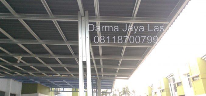 Jasa Pasang Kanopi Baja Ringan Tangerang | 08118700799